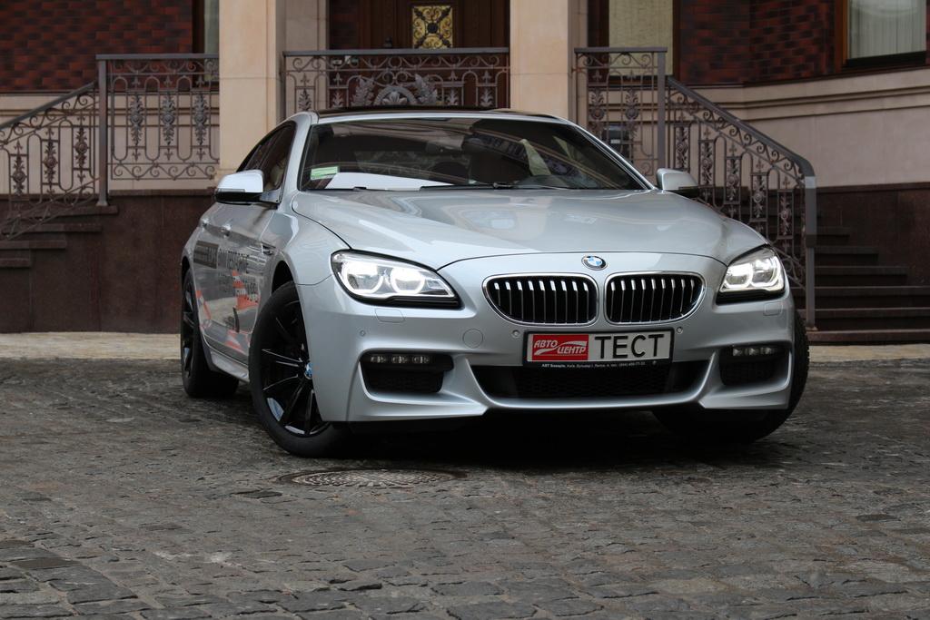 BMW 6 серии Gran Coupe