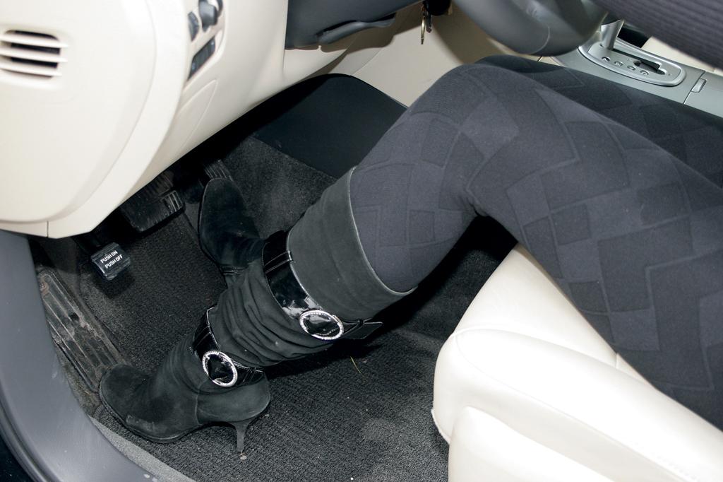 Безопасность за рулем зимой