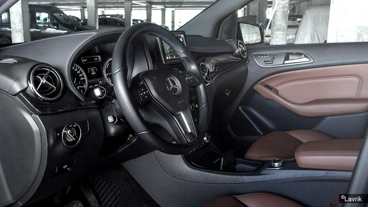 Mercedes-Benz B-Klasse Electric Drive (W242)