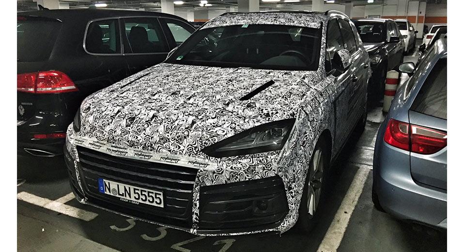 Кроссовер Lamborghini Urus оказался подделкой