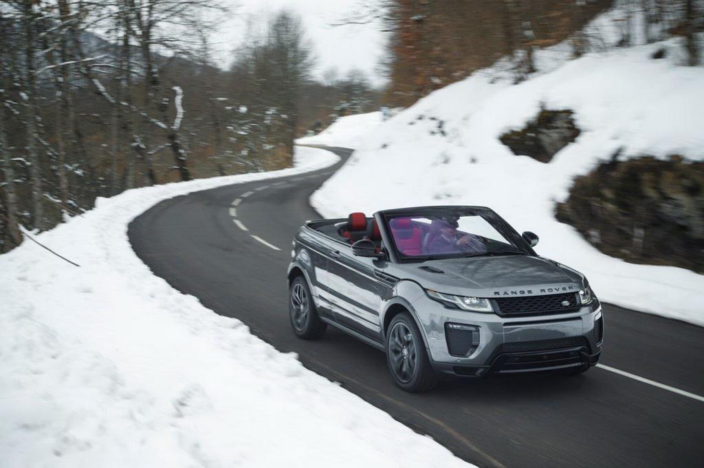 Range Rover Evoque Кабріолет