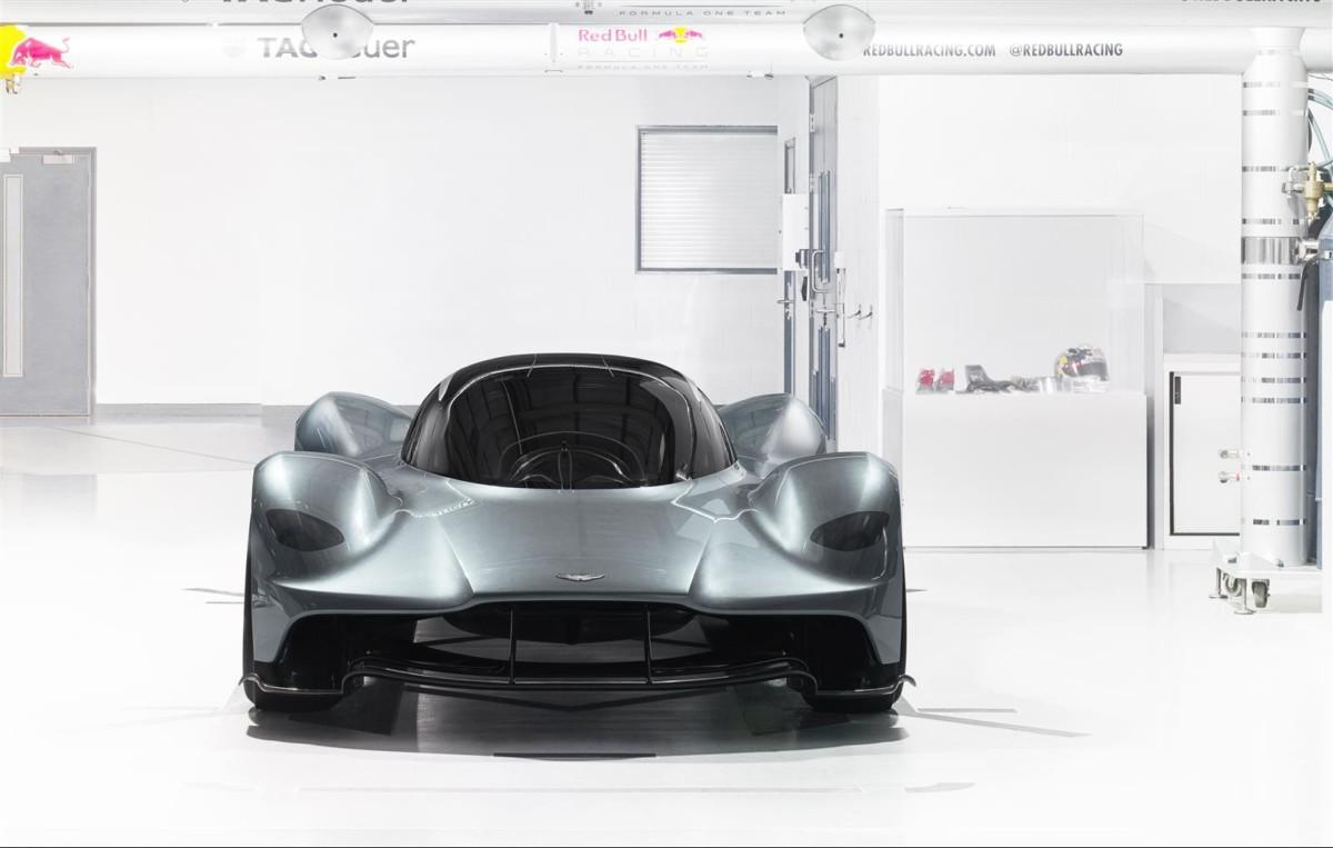 Aston Martin AM-RB 001 раскупили вслепую