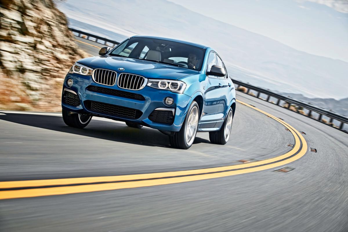 BMW готовит новые заряженные кроссоверы