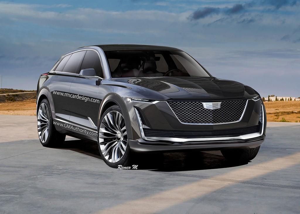 Каким будет семиместный кроссовер Cadillac - Автоцентр.ua