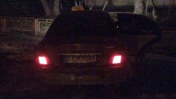 ВКиеве впроцессе задержания авто правонарушителей полицейские использовали табельное оружие
