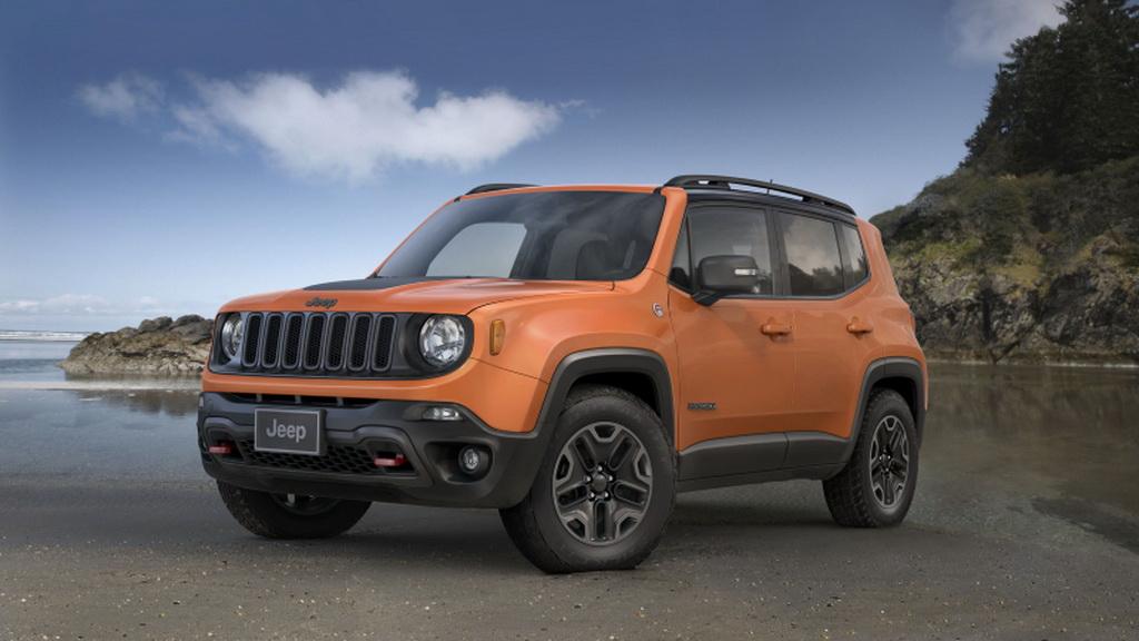 Новый кроссовер Jeep бросит вызов Ford EcoSport и Nissan Juke