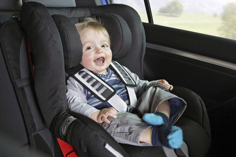 Детская безопасность в автомобиле