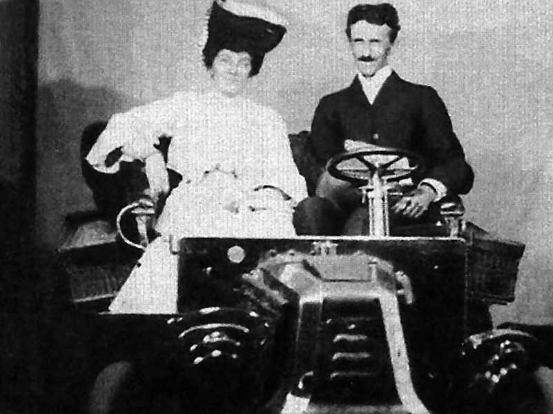 Николай Чудотворец: самое сокровенное про электромобиль Никола Тесла