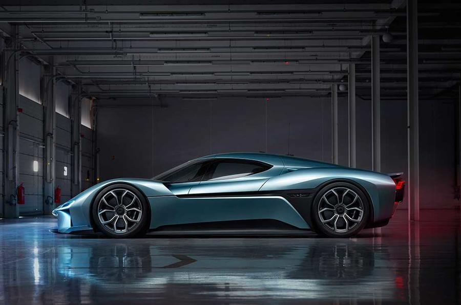Компания NextEV выпустит конкурента  Tesla Model X в следующем году