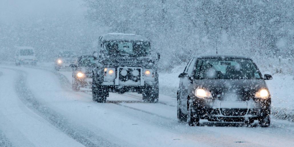 Как ездить по снегу – простые полезные советы