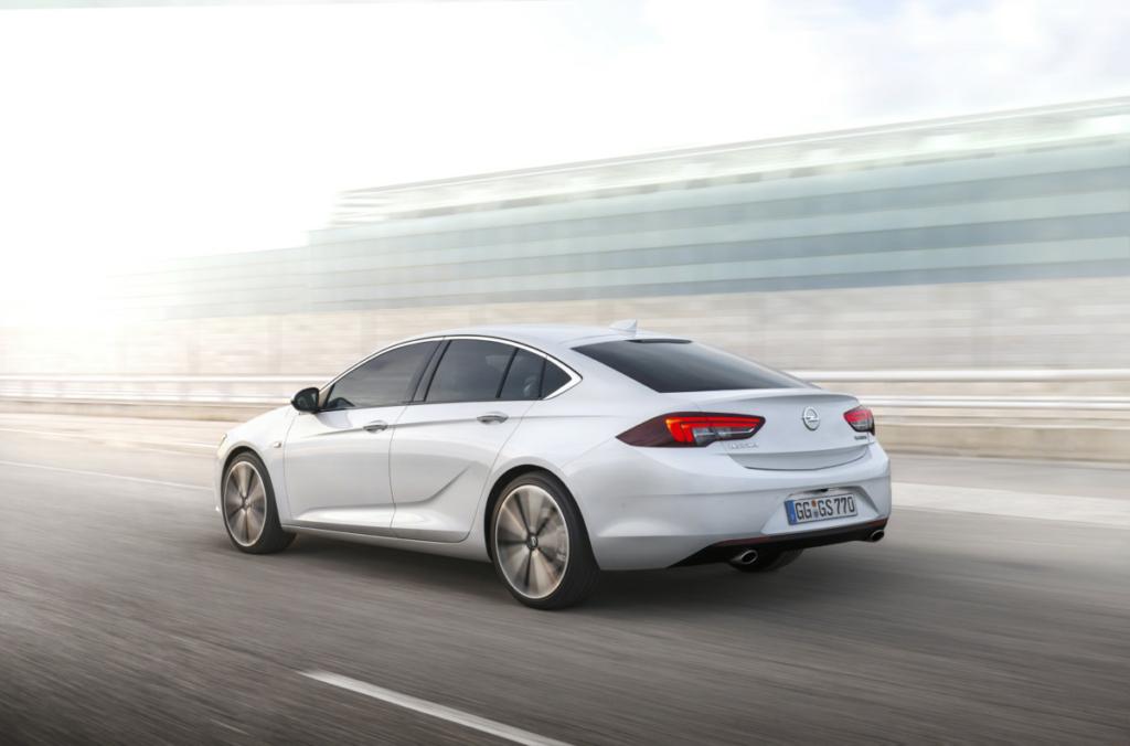 Новый Opel Insignia 2017 официально представлен
