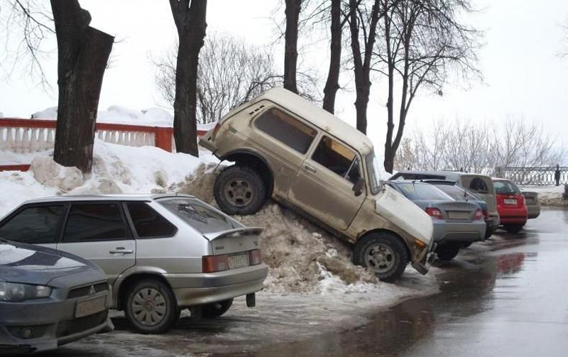 Как научиться парковаться. Обучающее видео