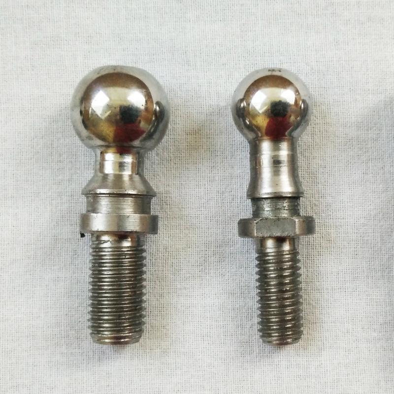 Стойки и втулки стабилизатора