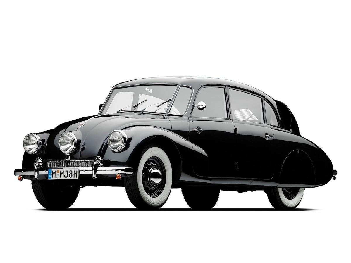 Tatra снова будет выпускать легковые авто