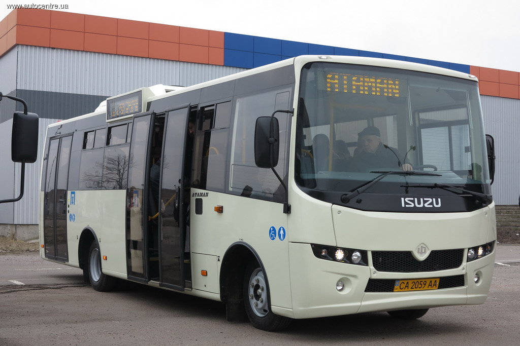 Украинские автобусы: все премьеры 2016 года