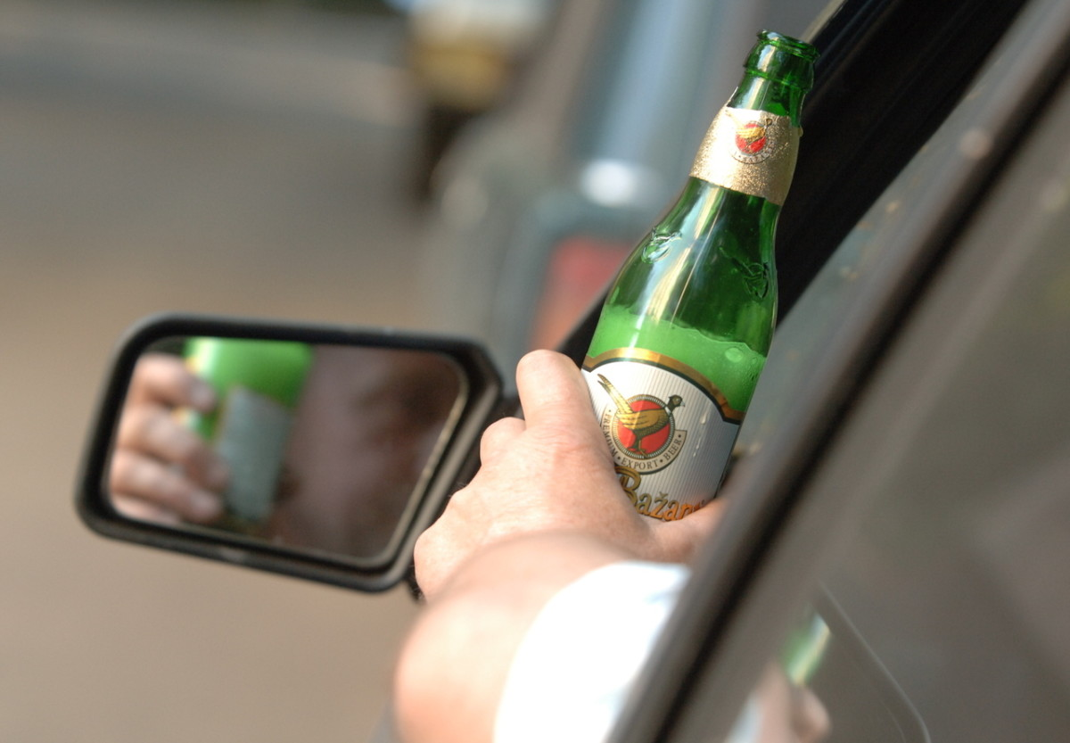 Алкоголь в авто. Можно ли за руль если вчера пил?