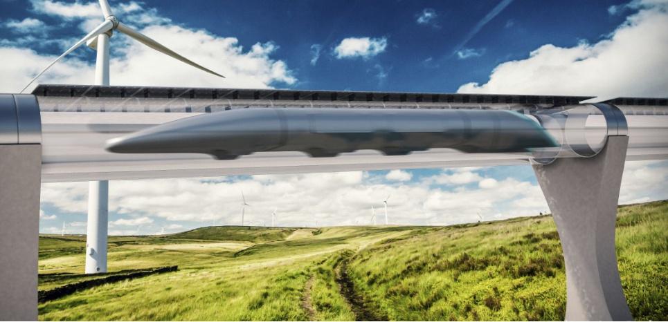 Чехия и Южная Корея запустят вакуумные поезда