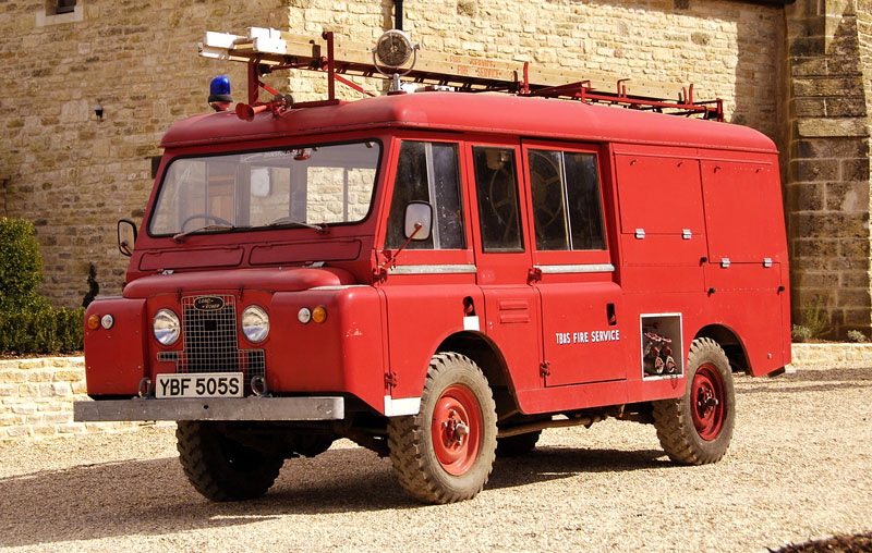 Land Rover Forward Control (1966)