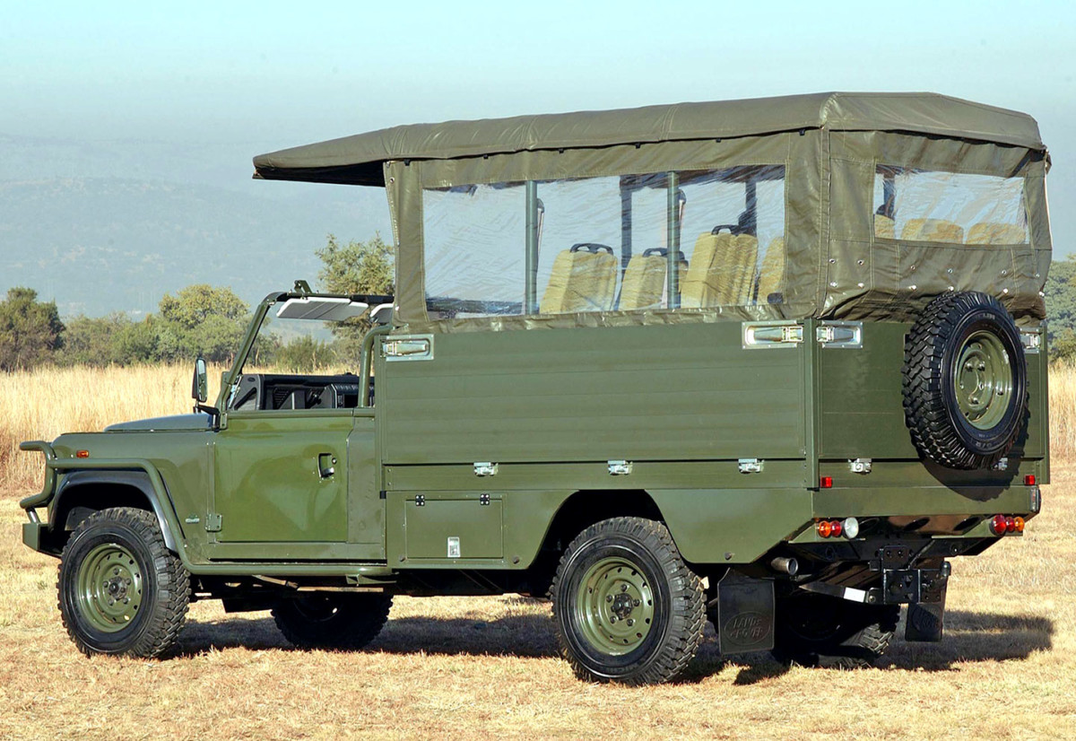 Land Rover Game Viewer
