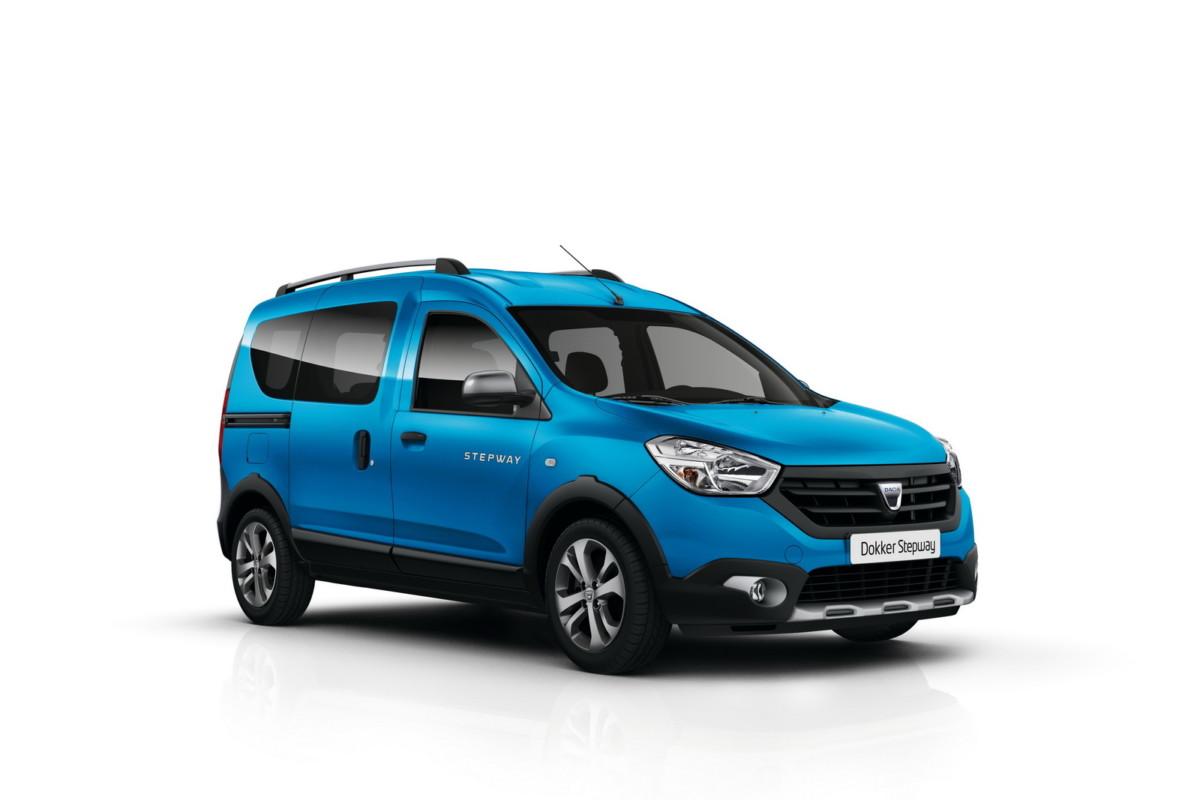 Появились первые фото обновленных Renault Lodgy и Dokker