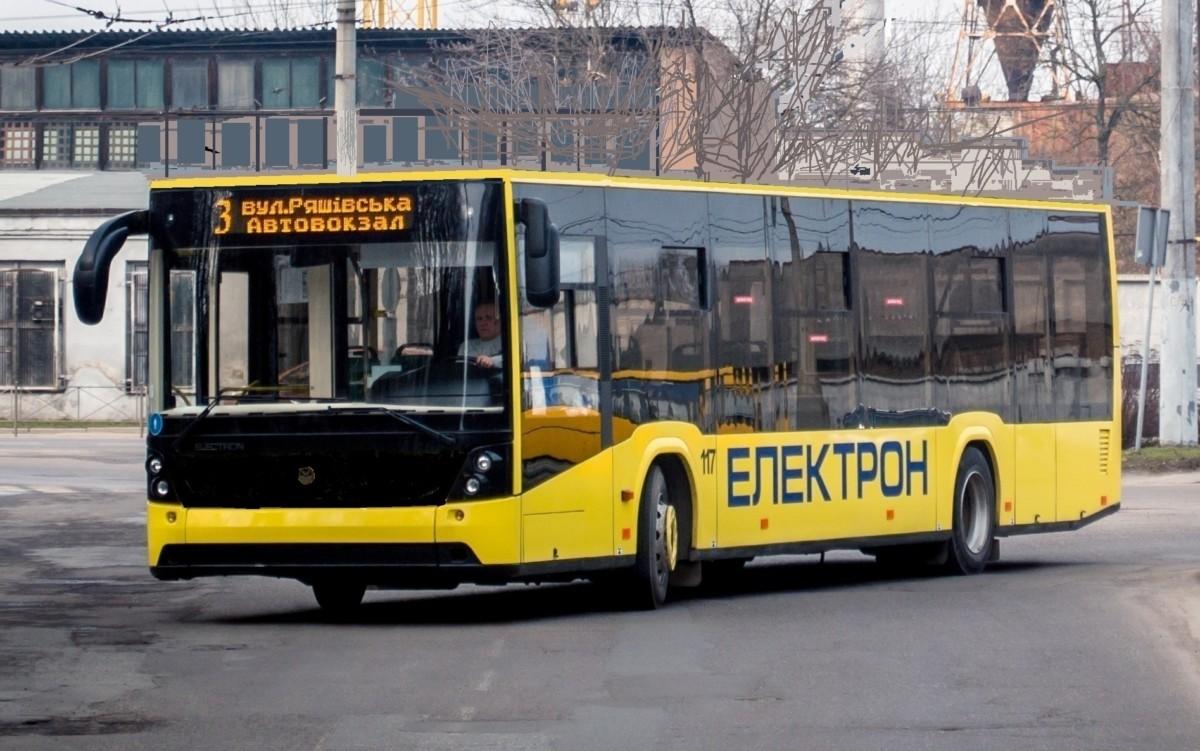 Автобусы Electron