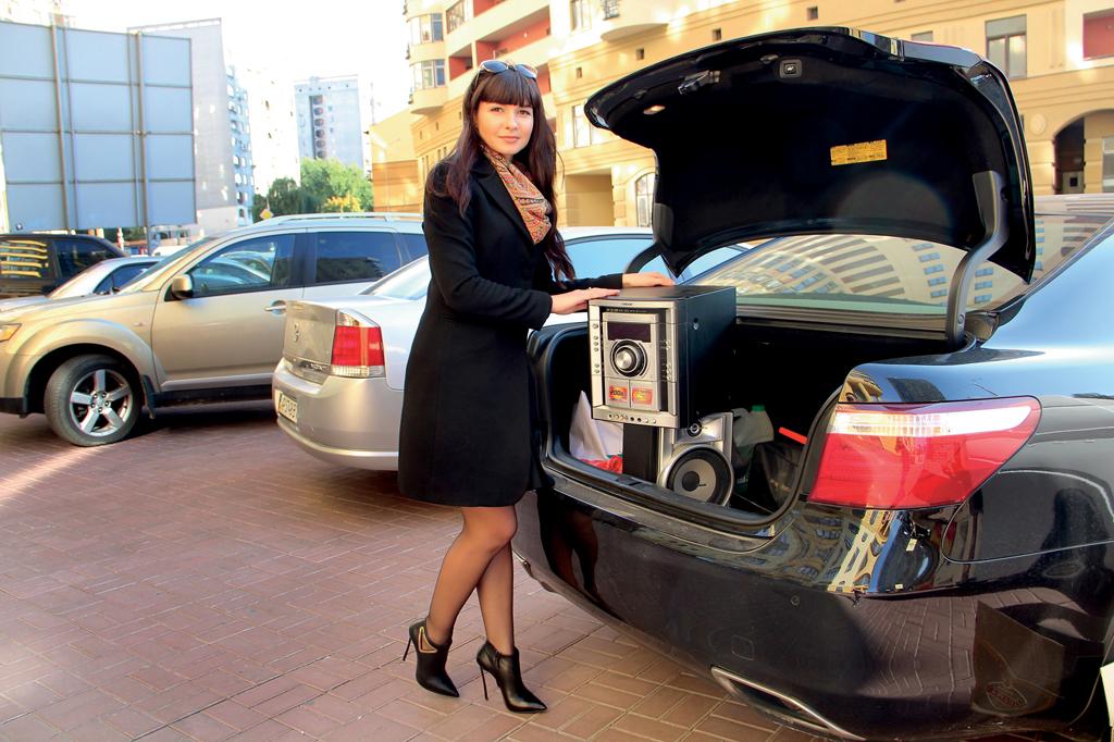 Как правильно перевозить багаж в автомобиле