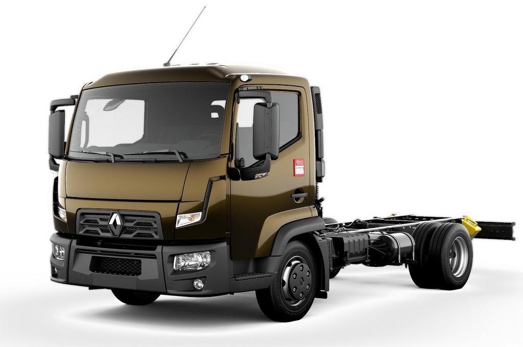 Грузовики Renault Trucks семейства D