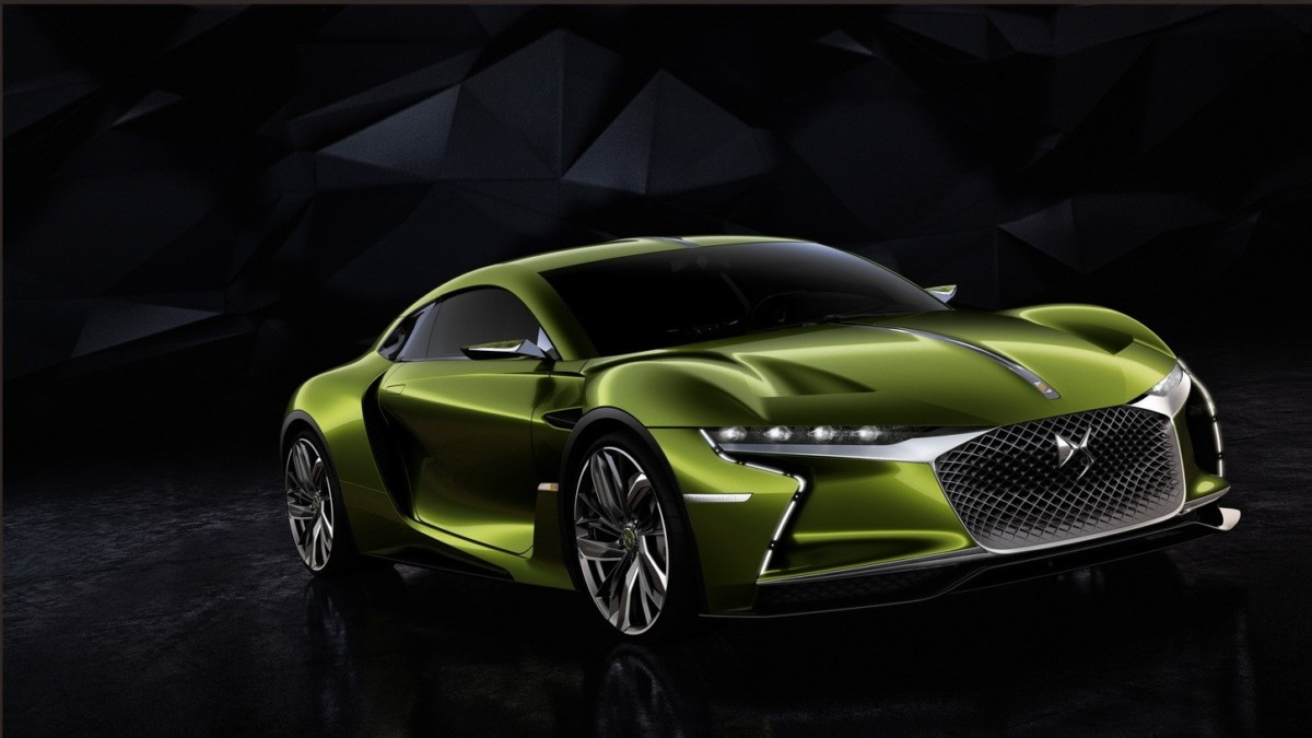Электрический суперкар Citroen появится в 2021 году