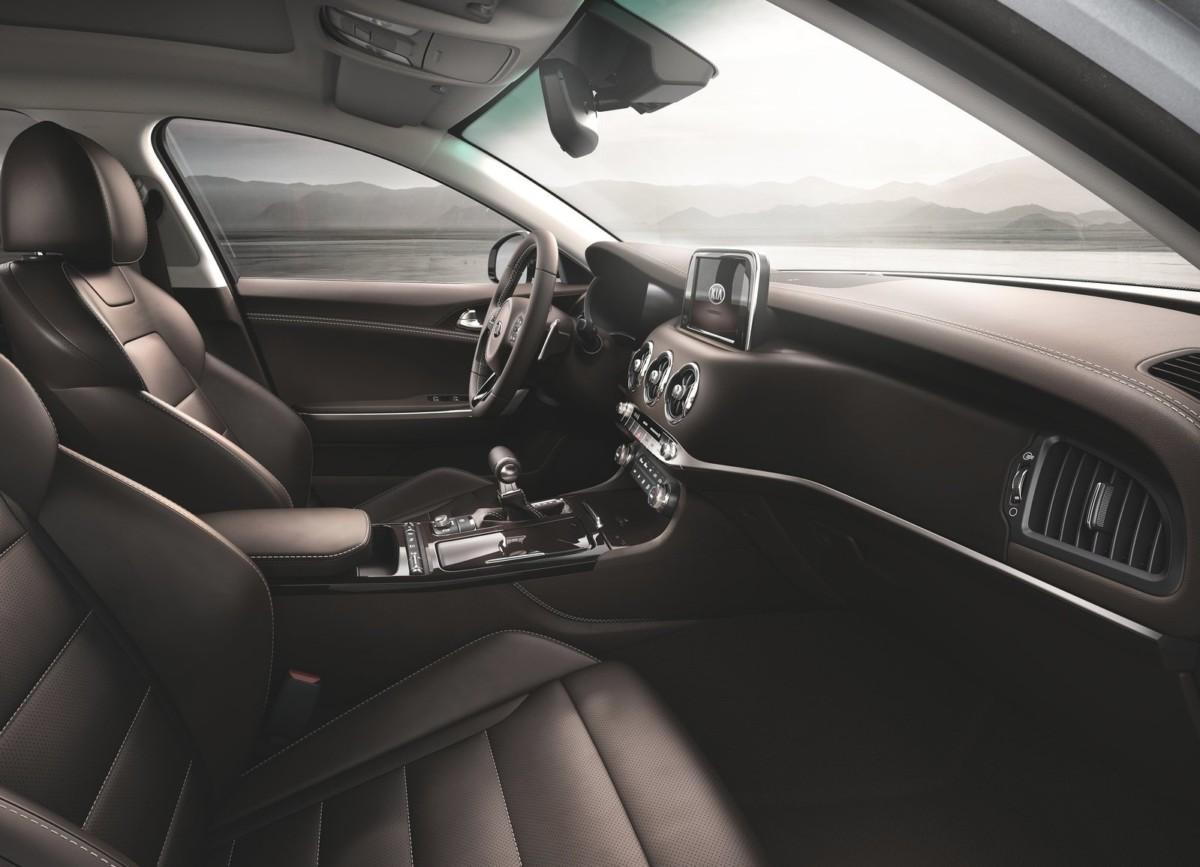 Kia Stinger GT. Интересные факты о самой спортивной модели Киа