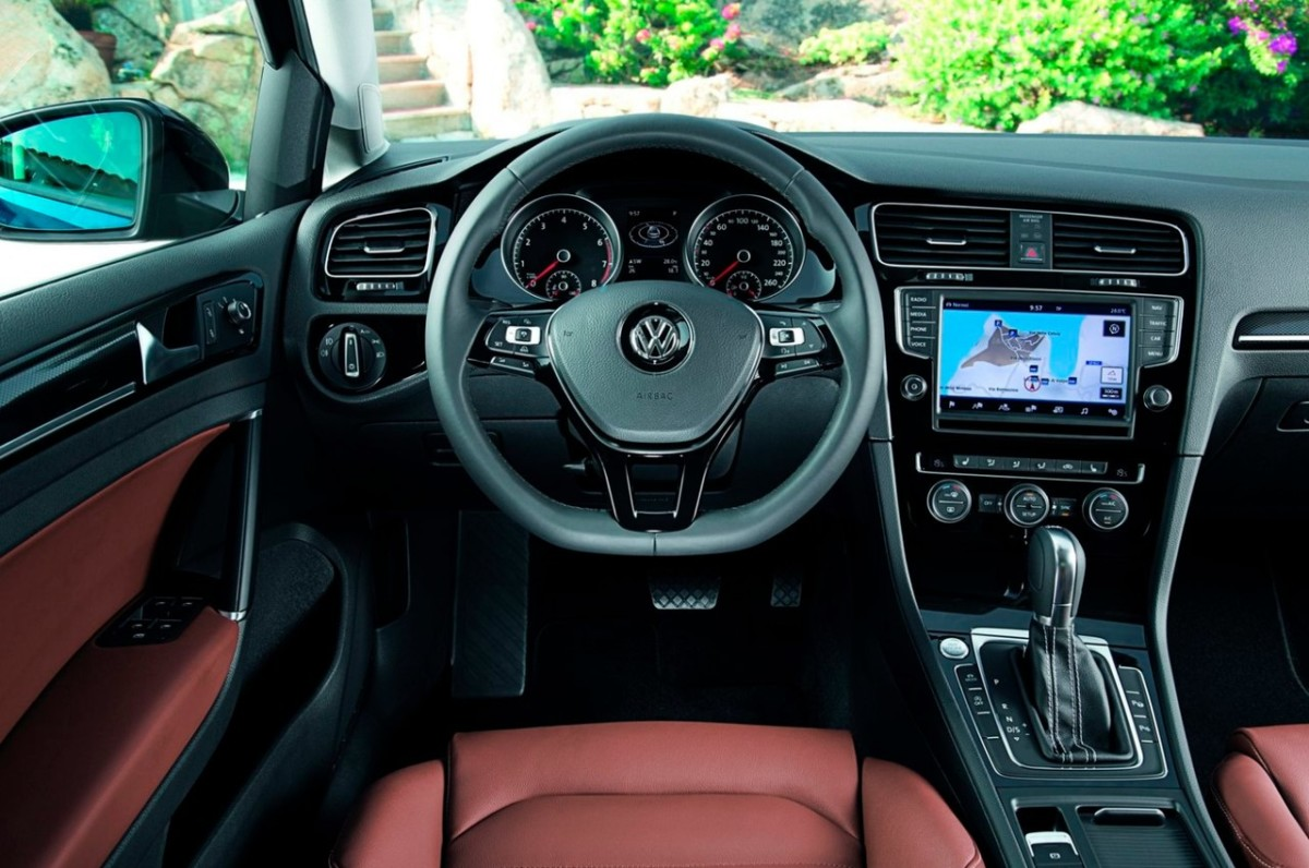 История в фото. Эволюция Volkswagen Golf за 40 лет