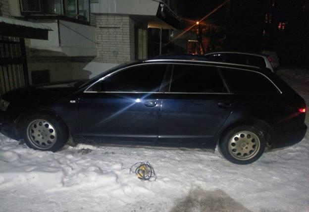 Полиция задержала банду, угонявшую нерастаможенные авто в Украине