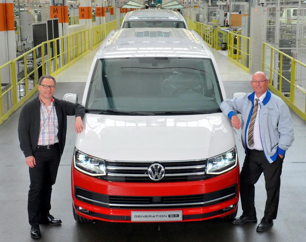 Volkswagen Commercial Vehicles бьет рекорды