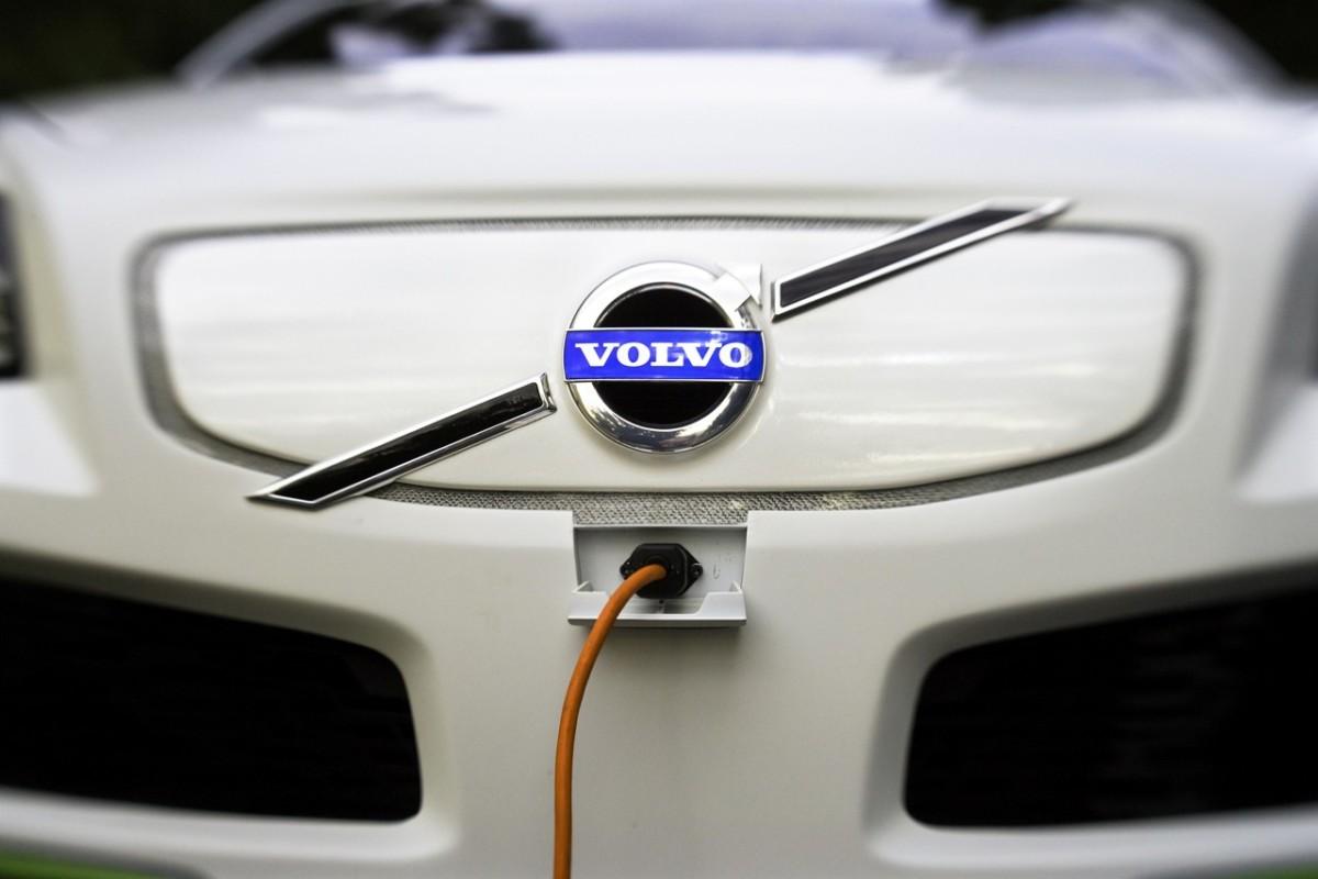 Volvo c30 EV