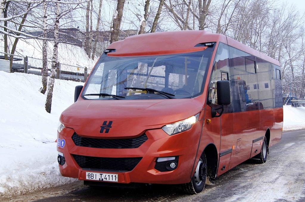 Автобусы «Неман» 2017