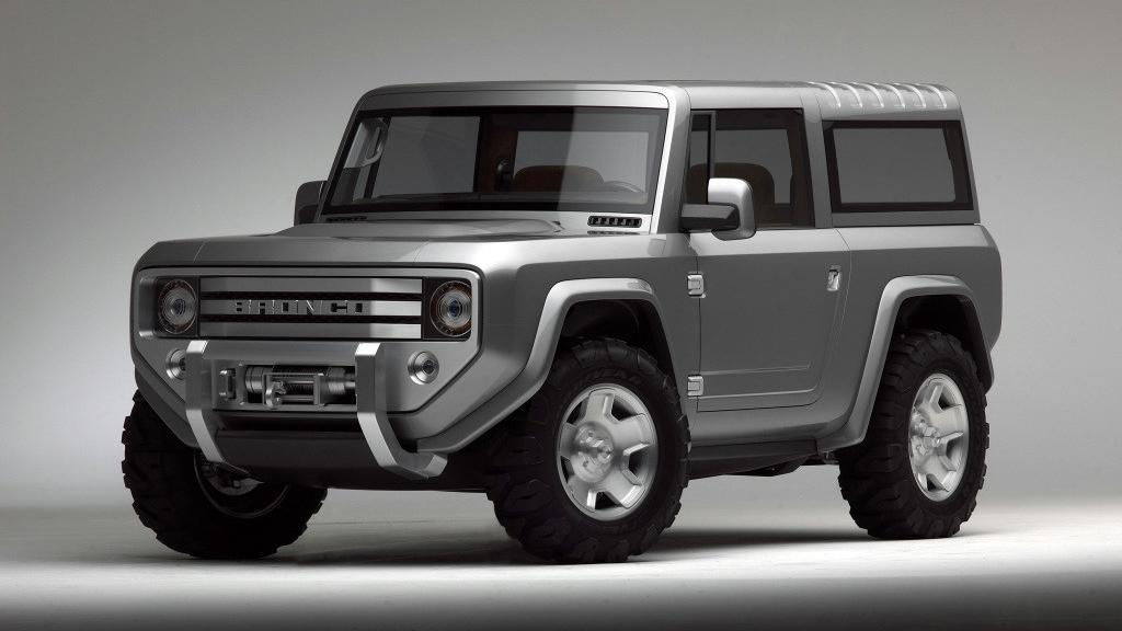 Возрожденный вседорожный автомобиль Форд Bronco получит 325-сильный мотор