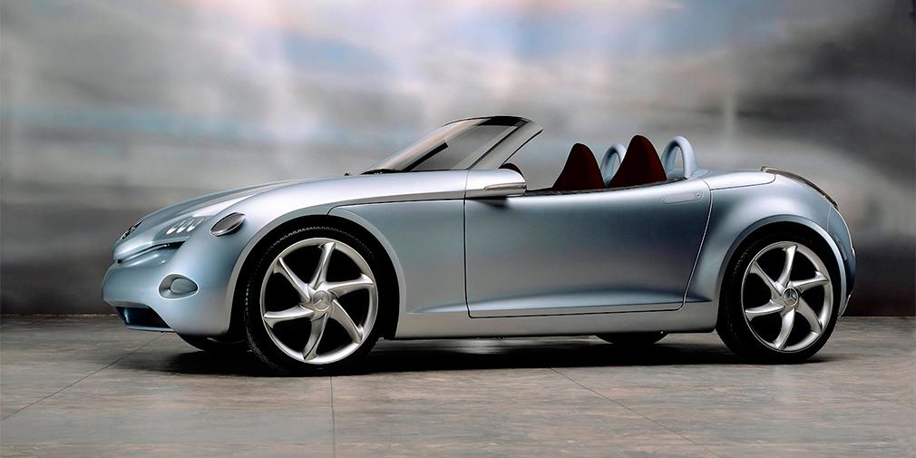 Mercedes-Benz SLA