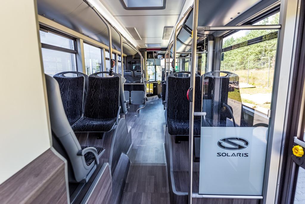 Автобус Solaris Urbino 10,5