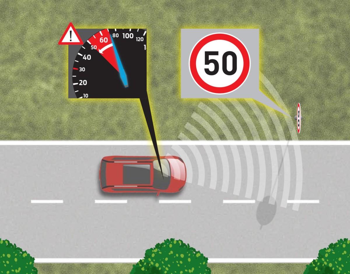 Ездить на автомобиле с превышением скорости 20 км/ч станет незаконно