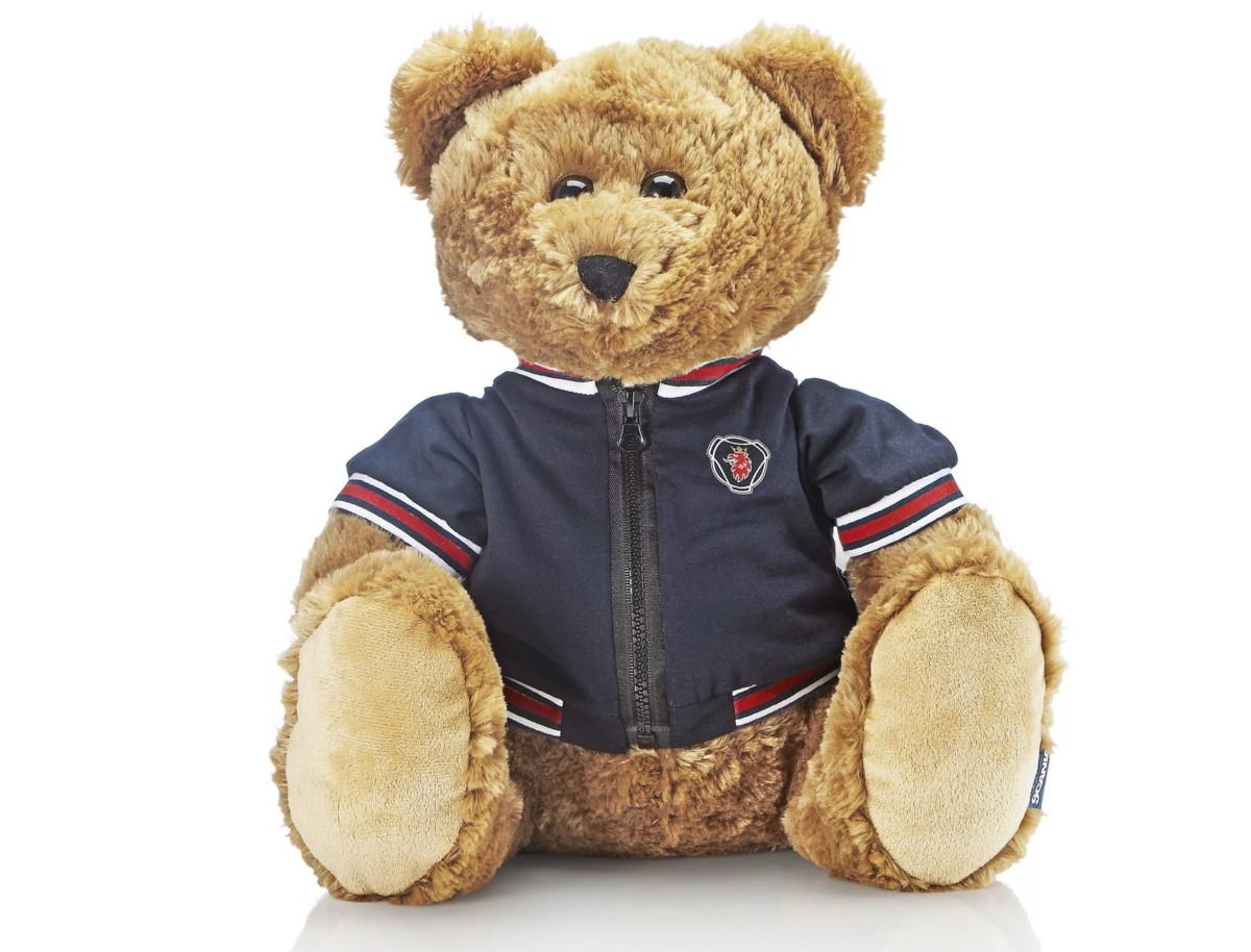Scania проводит отзыв плюшевых медведей
