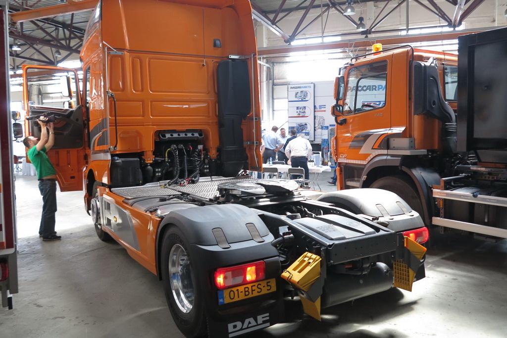 Рынок грузовиков в Украине