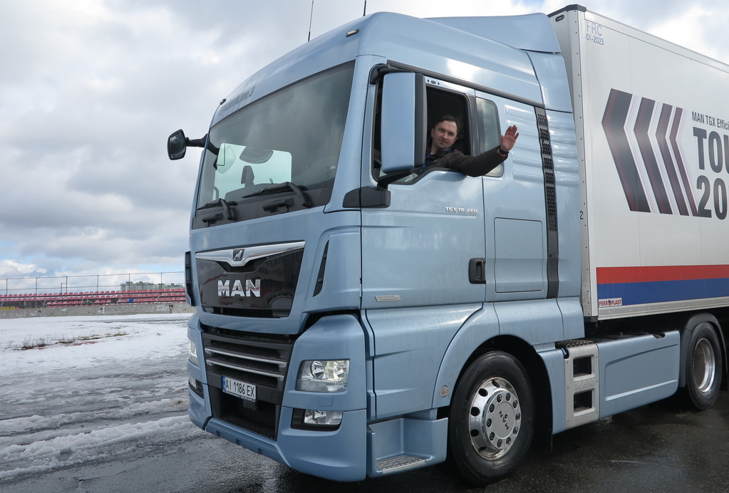 MAN TGX EfficientLine 3