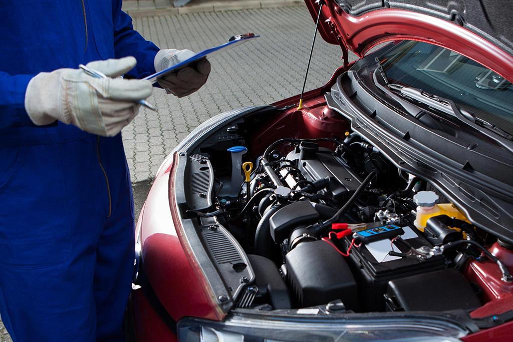 технического обслуживания авто