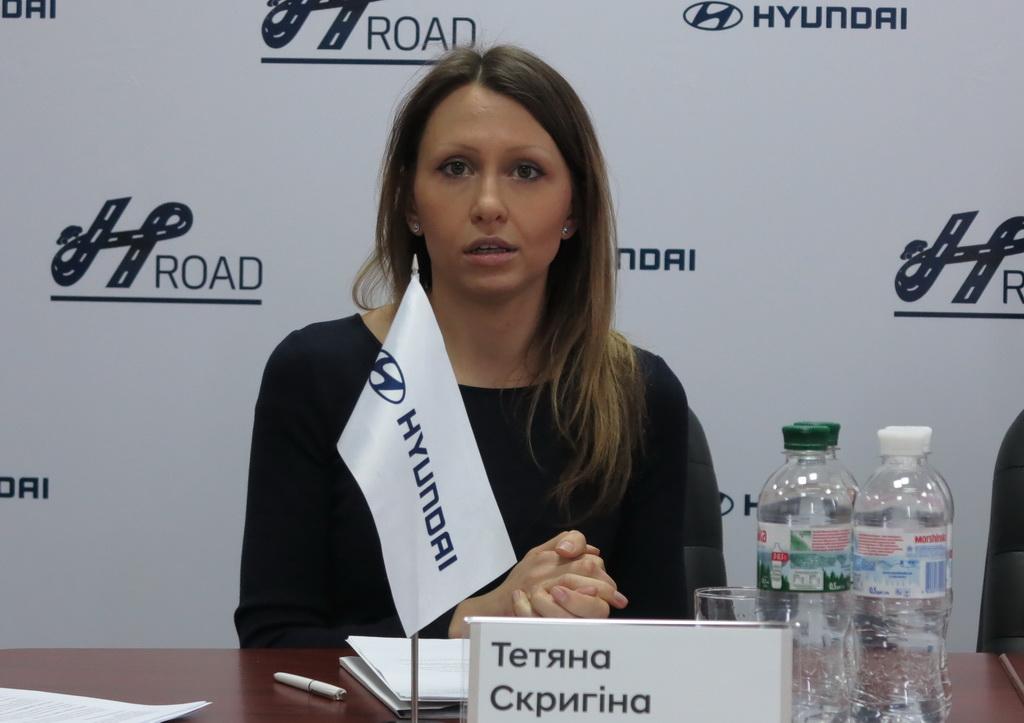 Татьяна Скрыгина, председатель правления благотворительного фонта «Благомай»