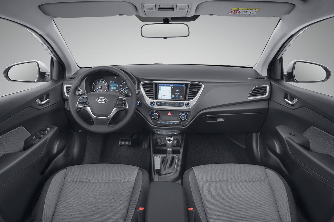 Новый Hyundai Accent 2017 официально представлен