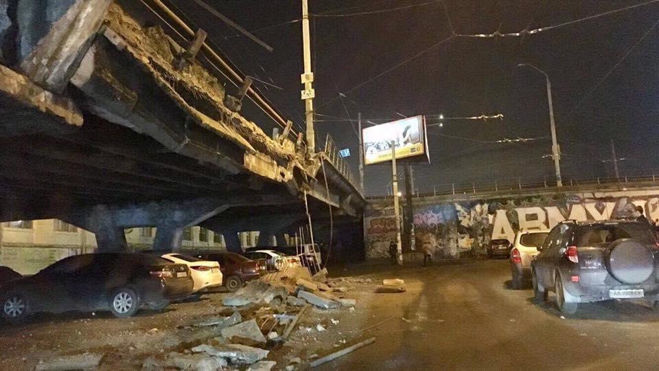 Шулявский мост реконструирует китайская компания