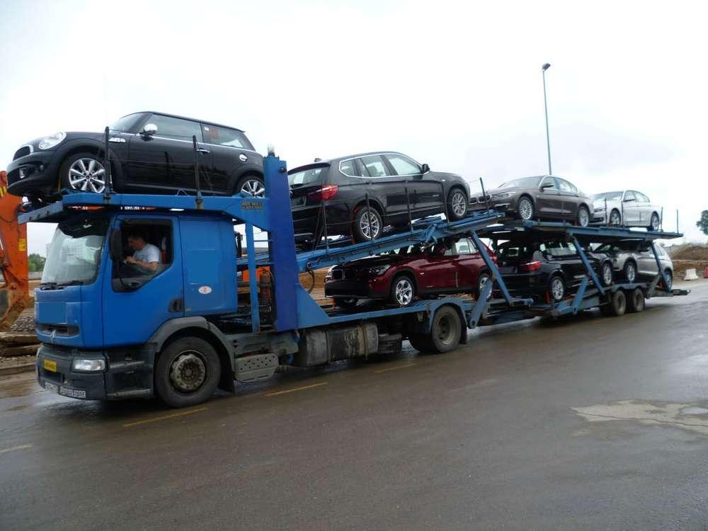 Импорт авто в Украину за 2016 год составил $2 млрд.