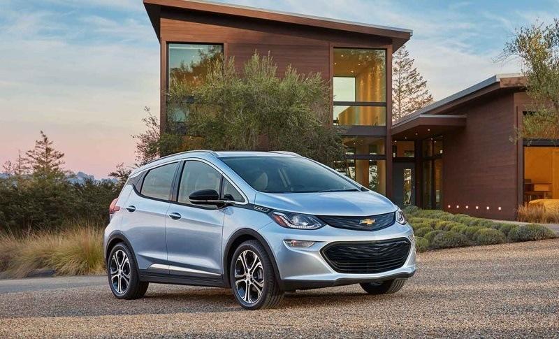 Электромобиль Chevrolet Bolt впервые продемонстрировал автопилот