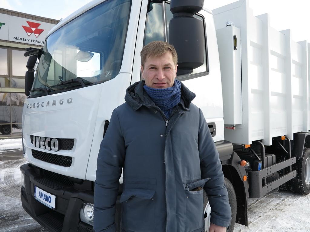 Иван Ващенко Руководитель департамента коммерческой техники компании <a class=
