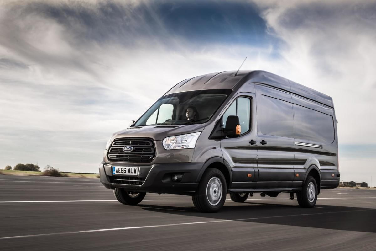 Ford Transit оснастили системой стабилизации