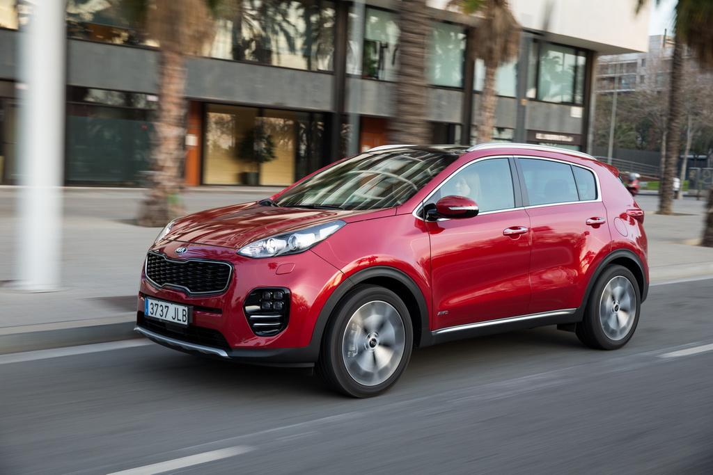 Названы самые популярные модели авто в Украине с начала года